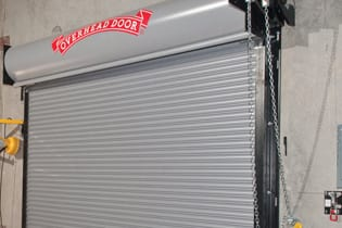Fire Rated Commercial Doors